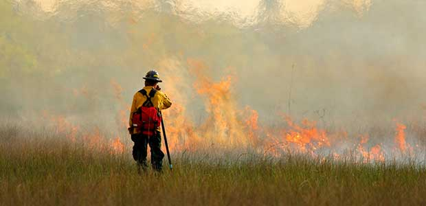 While Wildfire Technology Grows in Australia, U.S. Funding for Fighting Fires Dwindles During Corona