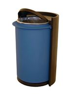 N.S. Industrial & Design makes the Revolution 360™ waste and recycling receptacles.