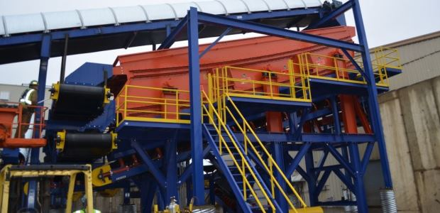 There are a myriad of applications for an effective screening system. (Aggregates Equipment, Inc. photo)