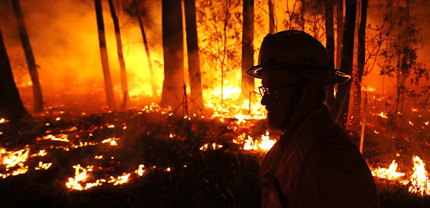 Australia Burns On: How it Happened and What to Do