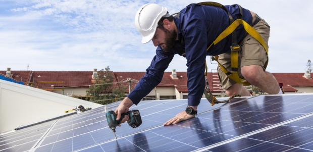 California became the first state to require solar panels to be installed on almost all new homes built after 2020.